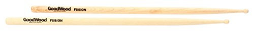 Goodwood by Vater GWFW Drumsticks, Hickory Fusion Wood Tip
