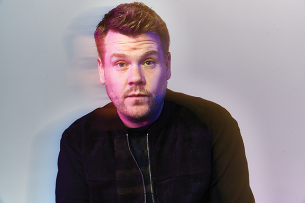 James Corden Reacts Elegantly To Donald Trump's Travel Ban