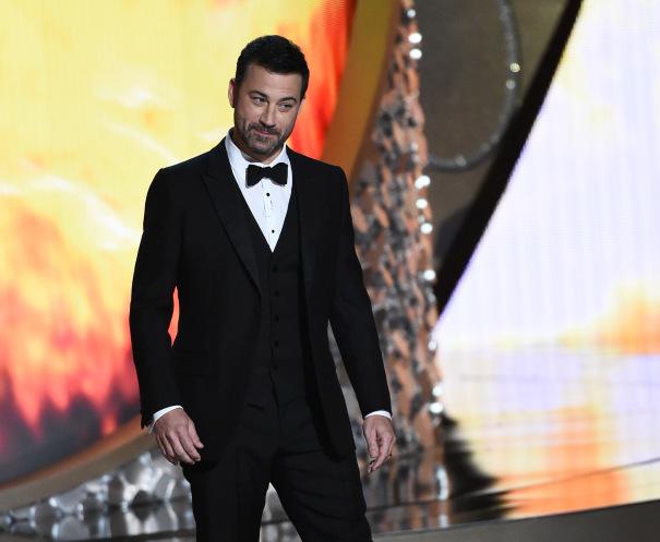 Jimmy Kimmel Talks Oscars, Politics & What He'd Ask A