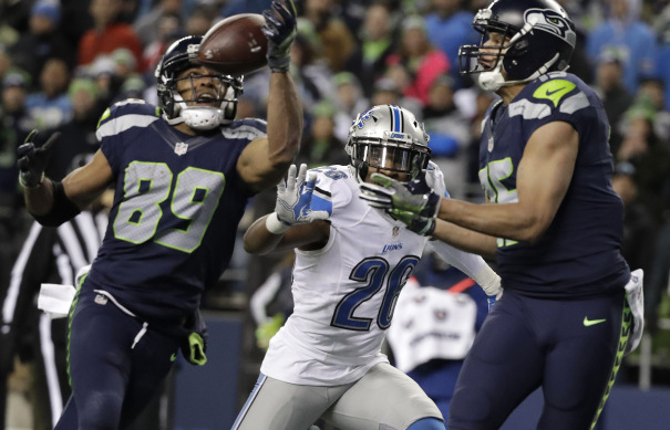 Lions-Seahawks Wild Card Game Hands NBC A Saturday Night Win