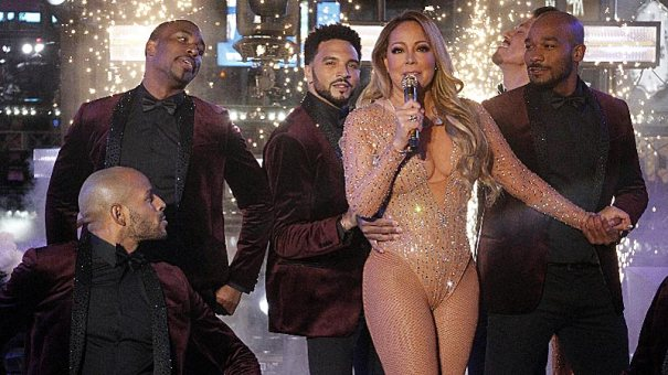 NBC's 'New Year's Eve' Rebounds, ABC's 'Rockin'