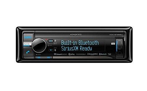New Kenwood KDC-BT858U In-Dash 1-DIN CD AUX/USB MP3 Car