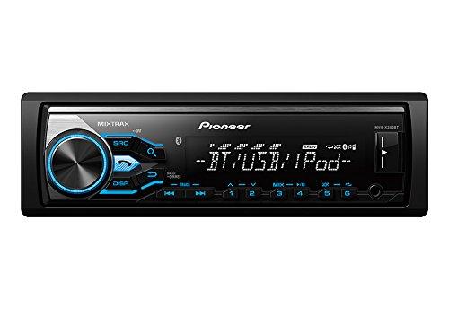 Pioneer MVH-X380BT Digital Media Receiver with Short