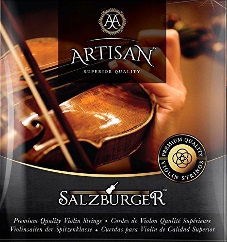 Artisan Violin Strings. Premium Quality. Fit 4 4 or 3 4