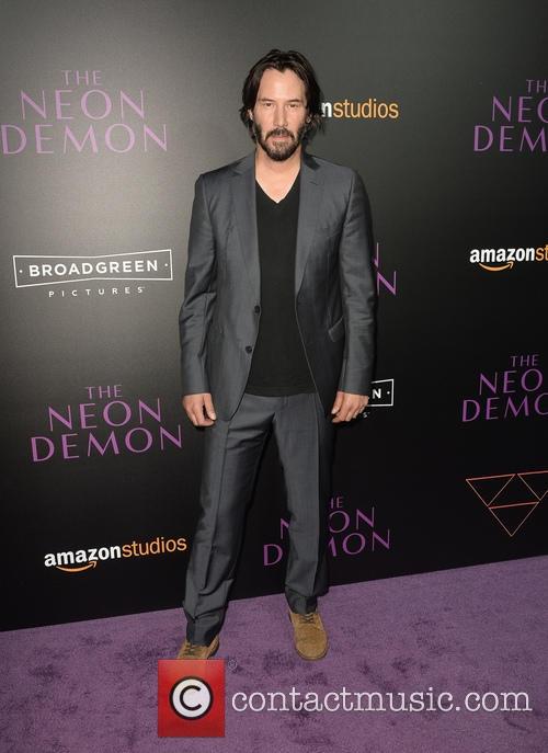 Keanu Reeves 'Loves Playing John Wick'