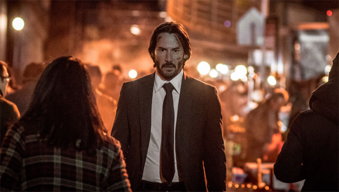 Keanu Reeves Perfected 'Movie Kung Fu' For John