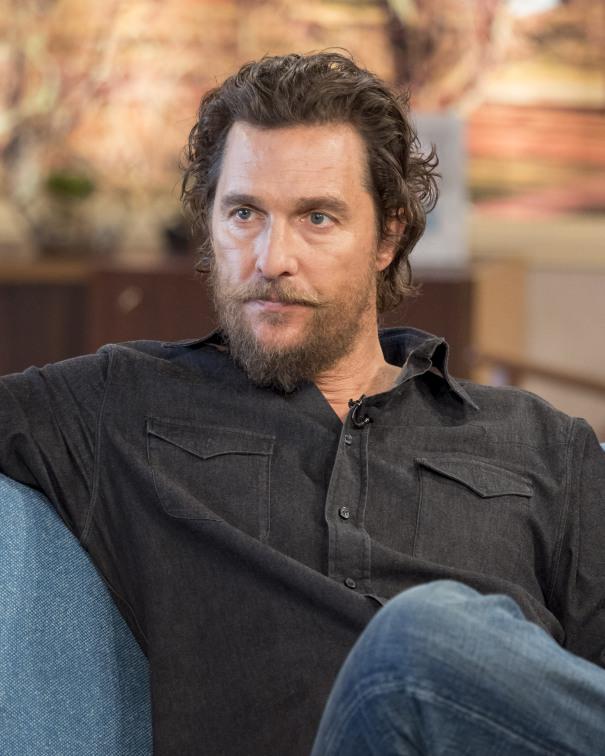 "Matthew McConaughey Says America Should ""Embrace""& ""Be"