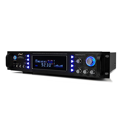 Pyle P3002AI 3000-Watt Hybrid Receiver and Pre-Amplifier