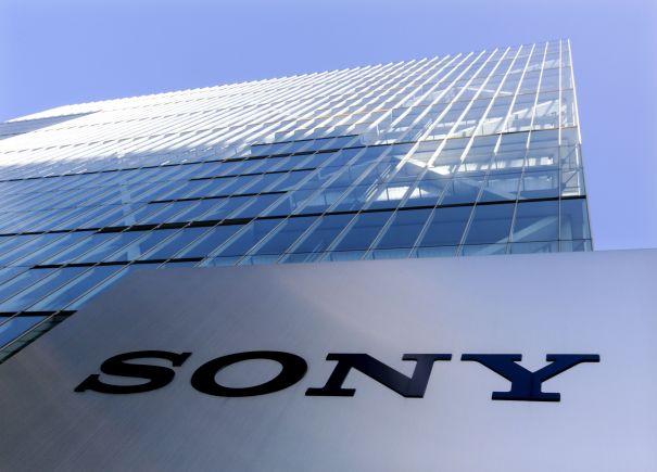 Sony Slashes Annual Profit Forecast; Film Division Clocks