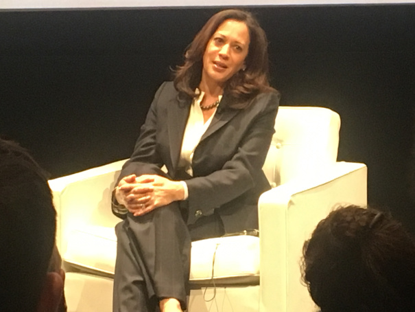 """Sen. Kamala Harris At CAA Take Action Day: We Are In """"The"""