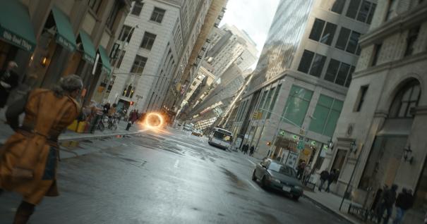 From 'Inception' To M.C. Escher, 'Doctor Strange' VFX