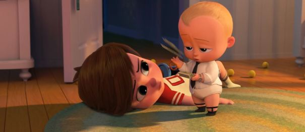'Boss Baby' Trailer: Alec Baldwin's Tot Is On A Mission;