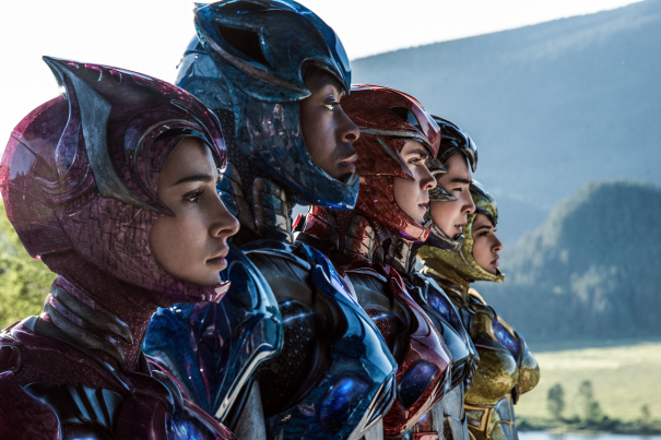 'Power Rangers' Flies To Mighty $3.6M & Burns 'Life'