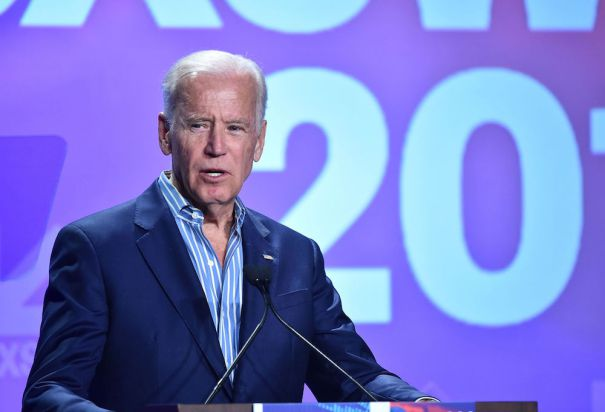 Former VP Joe Biden Urges Trump Administration To Battle