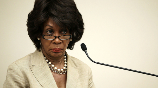 Maxine Waters Tells Bill O'Reilly To Buzz Off