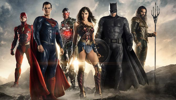 New Justice League Trailer Introduces (Most Of) The
