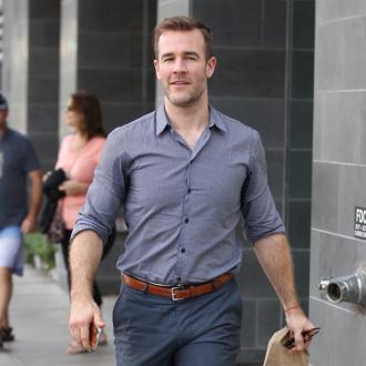 James Van Der Beek hasn't seen all of Dawson's