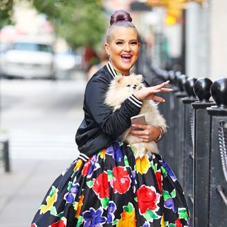 Kelly Osbourne says Sharon is 'doing really well'