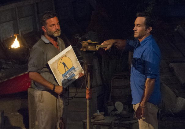 'Survivor' Outer Jeff Varner Voted Off His North Carolina