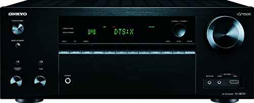 Onkyo TX-NR757 7.2-Channel Network A/V Receiver (Certified