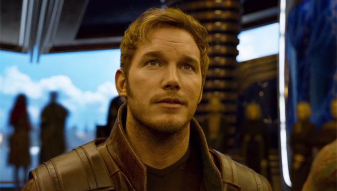 Chris Pratt Accepts Hollywood Walk Of Fame Star