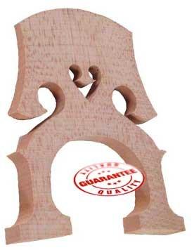 D'Luca Unfitted Standard Cello Bridge 4/4