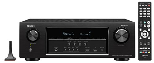 Denon AVRS730H 7.2 Channel AV Receiver with Built-in HEOS
