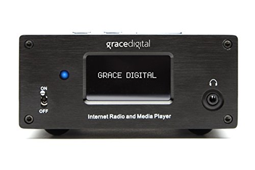 Grace Digital GDI-IRMSamp Microsystem Internet Radio