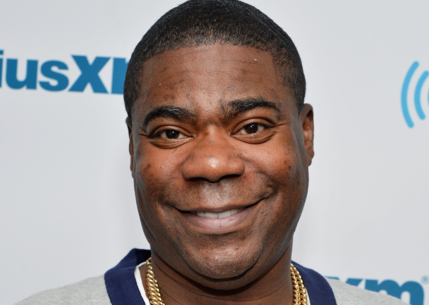 Tracy Morgan Steals Show During ACLU Fundraiser Livestream