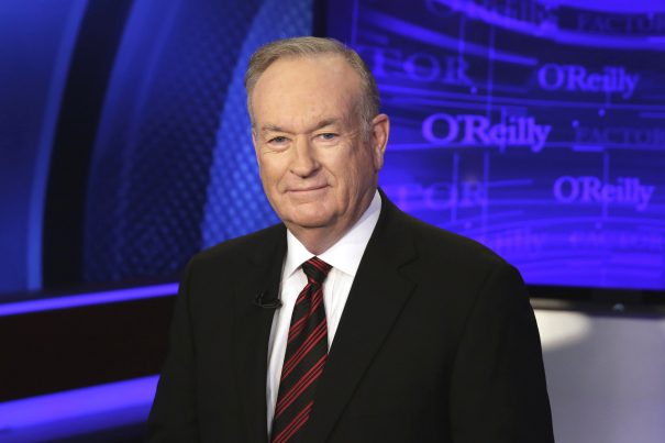 Bill O'Reilly Taking Vacation While Harassment Controversy