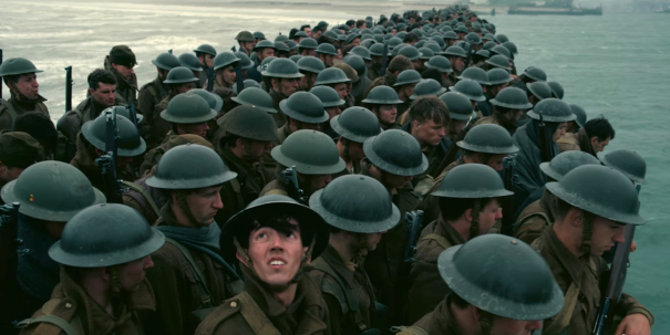 'Dunkirk' Trailer: Christopher Nolan Chronicles The Great