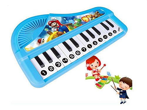 Best Baby Gift Electric Cartoon Keyboard Musical Toy