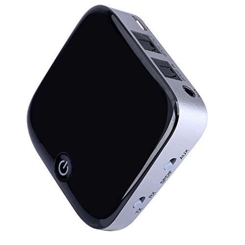 Bluetooth V4.1 Transmitter and Receiver,2 in 1 Wireless