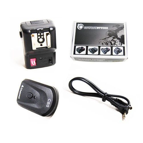 CowboyStudio NPT-04 4 Channel Wireless Hot Shoe Flash