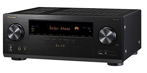 Pioneer VSXLX101 7.2 Channel Networked AV Receiver with