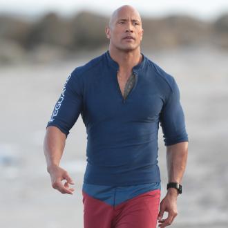 Dwayne Johnson told Baywatch cast to use 'butt