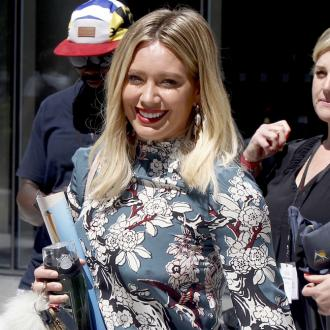 Hilary Duff's son 'basically bald' after