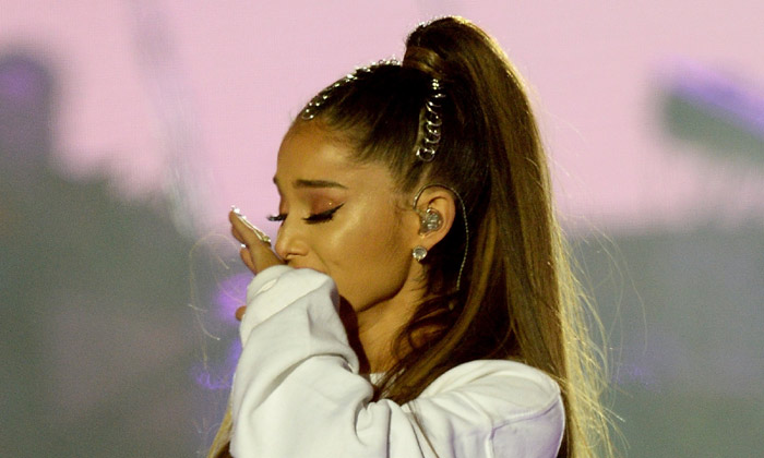 Ariana Grande And Others Send Fans 'Over The