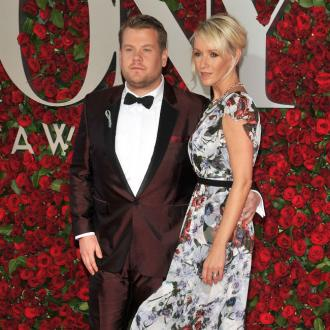 James Corden: It was 'love at first sight' with