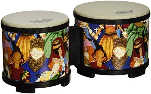 Remo Rhythm Club Bongo Drum – Rhythm Kids,