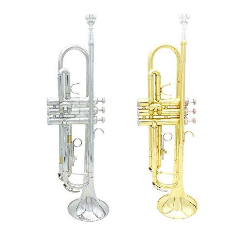 Z-Musical Instruments Trumpet Bb B Flat Brass Exquisite