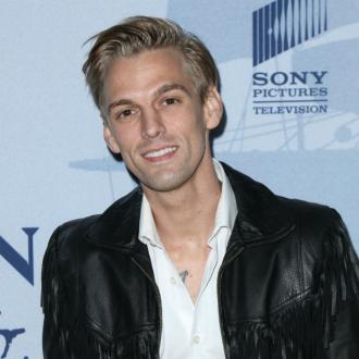 Aaron Carter hasn't slept since arrest