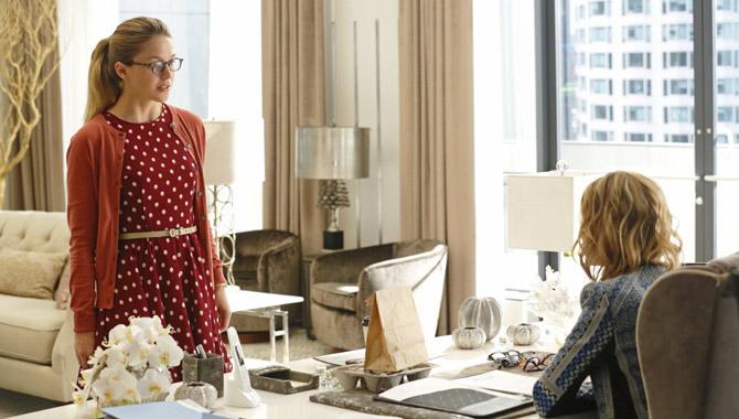 Melissa Benoist Teases 'Unbalanced' Kara Danvers