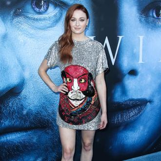 Sophie Turner stays quieter now