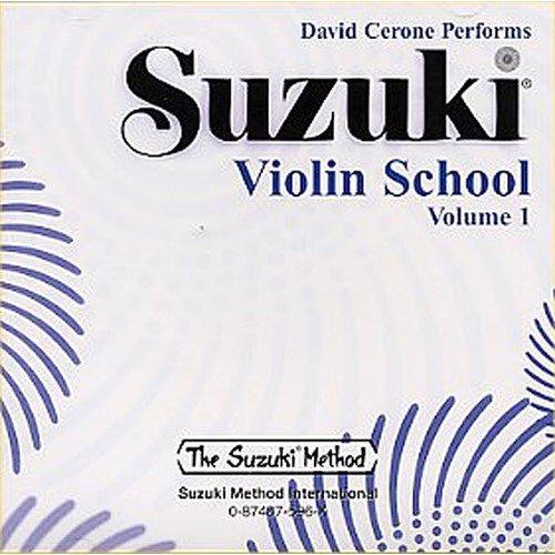 David Cerone Performs, Suzuki: Violin School Vol. 1