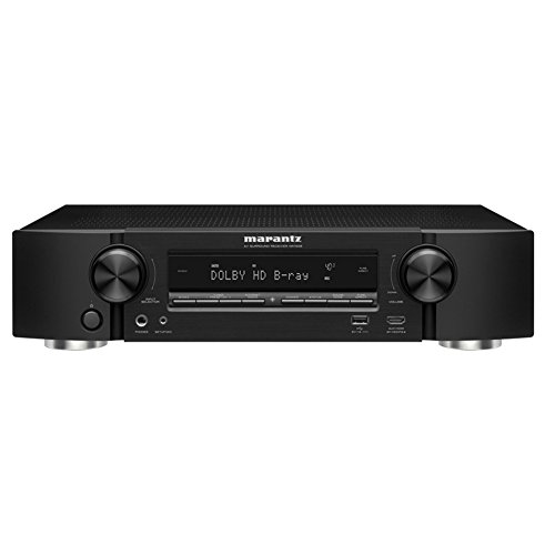 Marantz AV Audio & Video Component Receiver Black (NR1508)