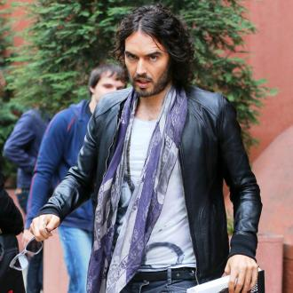 Russell Brand is poor