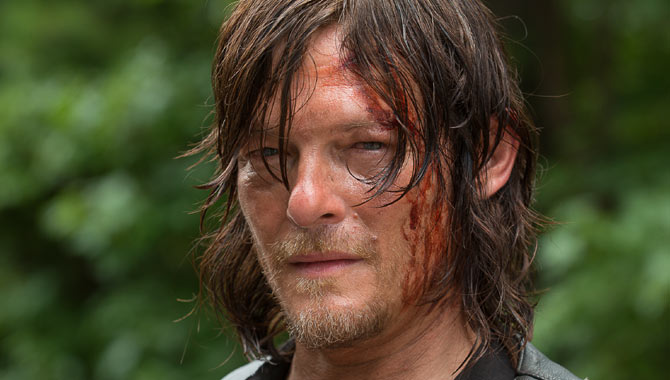Norman Reedus Discusses Iconic Brawl In 'The Walking