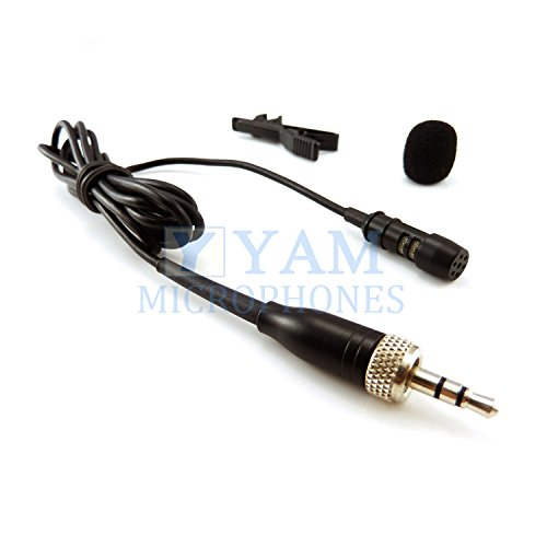 Good Lapel Mic YAM Uni-directional Lavalier Mic FOR SONY