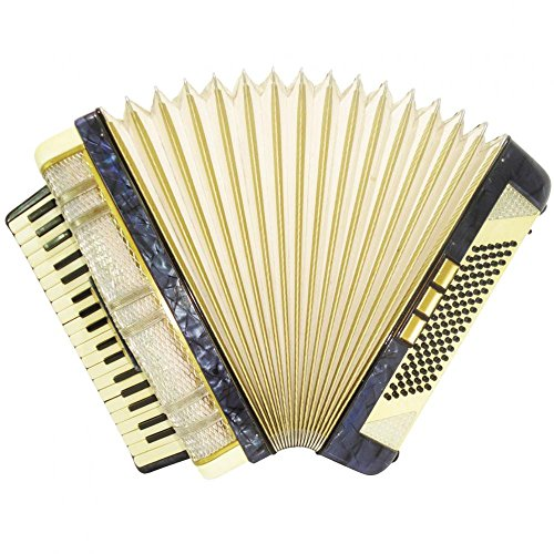 Accordion Barcarole 96 Bass 8 Switches, German Used Piano